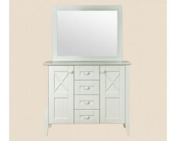 Маникюрный столик + зеркало Кантри