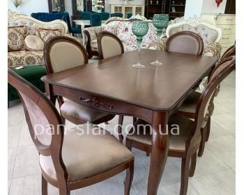 Стол обеденный раскладной-царги Палермо
