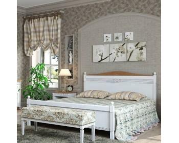 Кровать двуспальная Портал Марсель