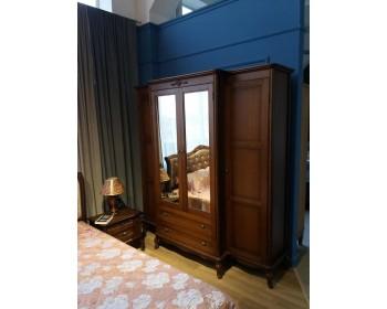 Шкаф для одежды 4Д2Ш Палермо