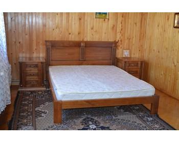 Кровать двуспальная Норд