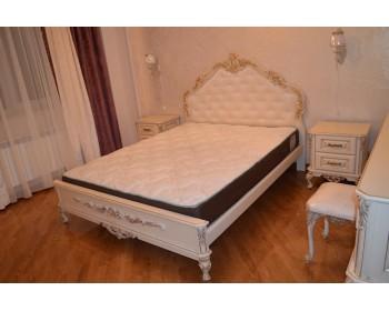 Кровать двуспальная Сенатор