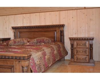 Кровать двуспальная Варшава