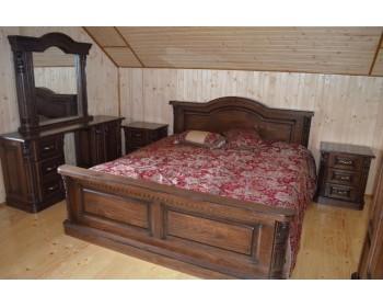 Кровать двуспальная Ксения