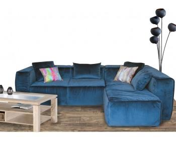 Уголовой раскладной диван