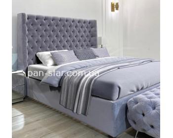Мягкая двуспальная кровать  Мартиника