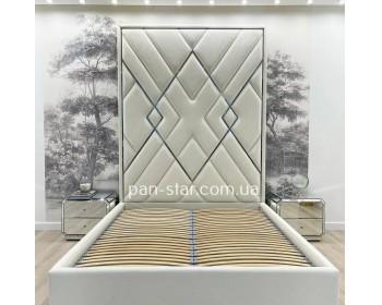 Мягкая стеновая панель Кровать Амадора