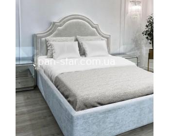 Мягкая двуспальная кровать  Валенсия