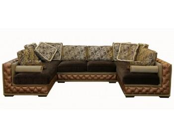 Угловой диван Джокер 3 П-образный