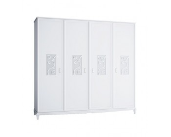 Шкаф для одежды 4Д Джулио
