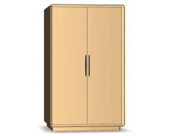 Шкаф для одежды 2Д Модена
