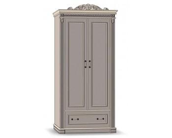 Шкаф для одежды Галиция 2Д1Ш - К40