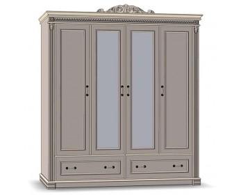 Шкаф для одежды Галиция 4Д2Ш