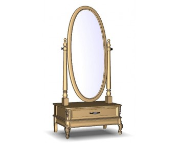 Зеркало вращающееся Империя