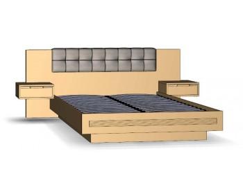 Кровать двуспальная СТУДИО