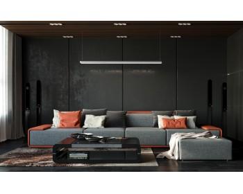 Модульный диван Baxter