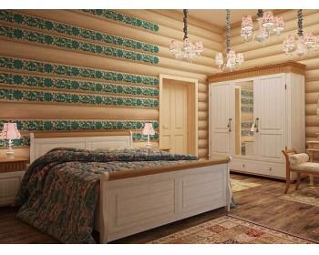 Кровать двуспальная  Мальта