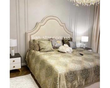 Мягкая двуспальная кровать Доминика 2
