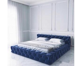 Мягкая двуспальная кровать  Флоренция