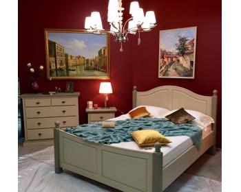Кровать двуспальная Ивалла