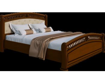 Кровать (ткань+радуга) Доминик