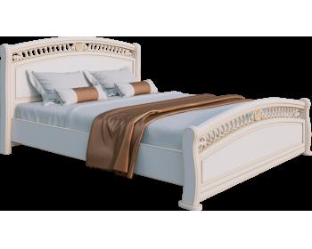 Кровать (дерево+радуга) Доминик