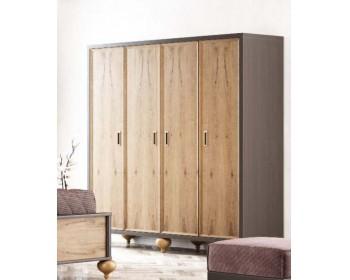 Шкаф для одежды 4Д Марракеш