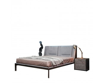 Кровать двусальная Modus