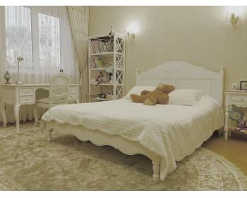 Кровать без изножья Romantice