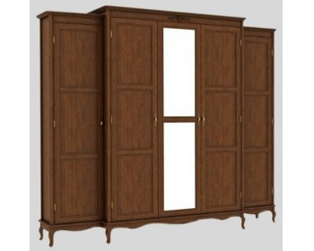 Шкаф для одежды  5Д Палермо