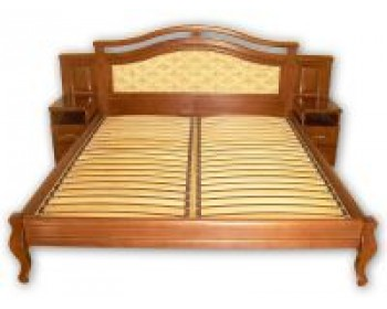 Кровать со встроенными тумбочками Венера