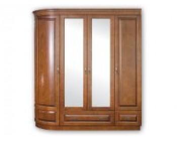 Шкаф однорадиусный Диарсо